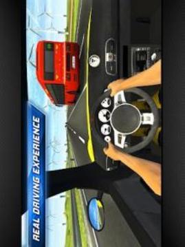 Racing in City - Car Driving截图