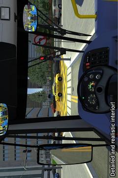 宇通巴士模拟截图