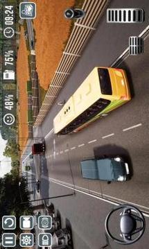 Bus Simulator 2019 - Free Bus Driving Game截图