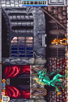 恶魔城:白夜协奏曲截图