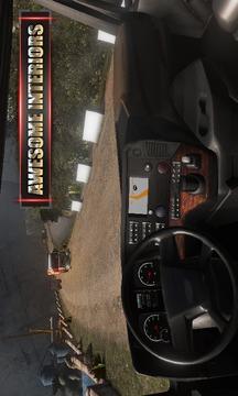 欧洲卡车司机 特别版截图