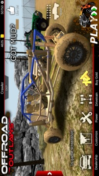 Offroad Outlaws截图