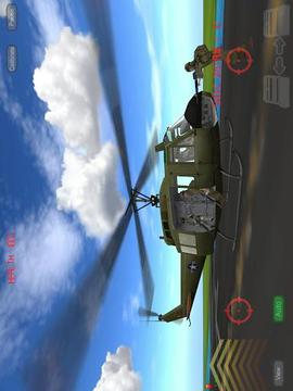武装直升飞机3截图