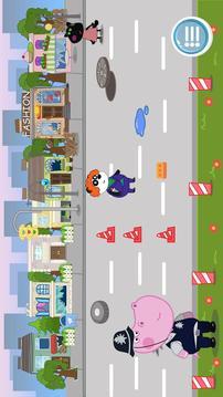 儿童警察游戏:河马侦探截图