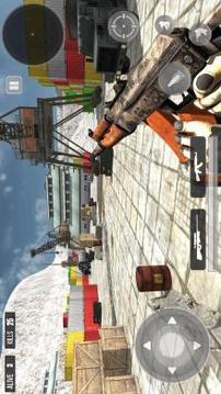 Mountain Sniper 3D Shooter截图