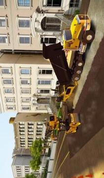 Road Builder Construction Sim 2018截图