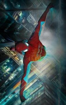 超级蜘蛛奇怪的战争英雄截图