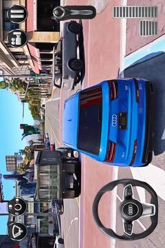 城市汽车驾驶模拟器截图