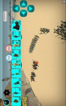 CLASH OF MUMMIES: PHARAOH RTS截图