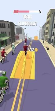 自行车冲刺赛截图