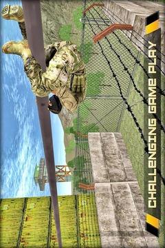 美军陆军训练营截图