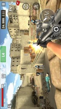 现代狙击射击截图