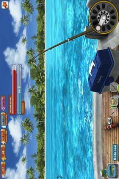 钓鱼天堂3D截图