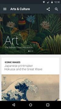 Arts & Culture截图