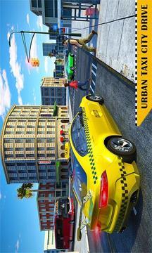 城市出租车司机截图