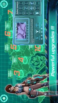塔防区截图