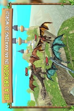 飞龙模拟3D截图