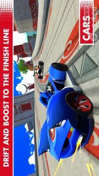索尼克全明星赛车:变形  Sonic Racing Transformed截图