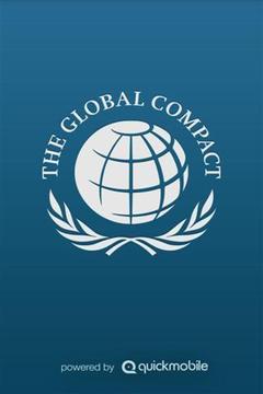 联合国全球契约组织截图