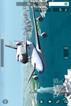 飞行模拟器2018截图