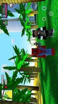 Craft Hero: Survival City Block截图