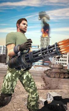坦克战争炮手截图