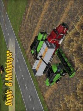 模拟农场14完美版截图