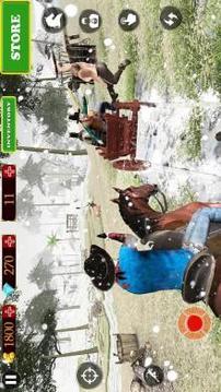 West Dead Redemption Gunfighter- Cowboy Fighter 2截图