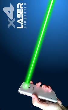 XX激光笔模拟截图
