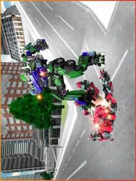 未来机器人战争截图