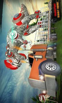机器人恐龙转变未来水下截图