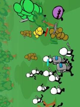 火柴人 枪战模拟器截图