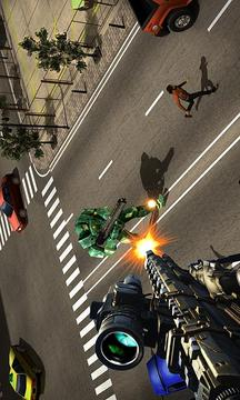 机器人狙击手截图