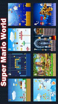 超级马里奥ZXC纪念版截图