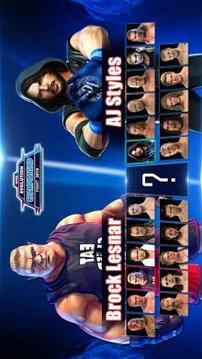 WWE Evolution Championship Fight 2019截图