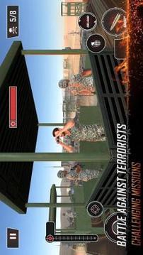 Army Sniper 2018 : Sniper Shooting Game截图