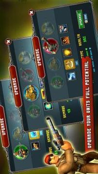 World War 2 Tower Defense Game截图