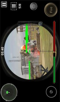 坦克战争罢工3D截图