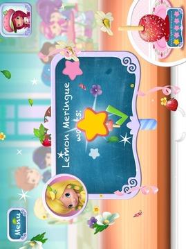 草莓女孩甜品店游戏 Strawberry Shortcake截图