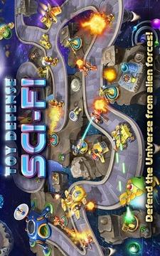 玩具塔防4:星海战争截图