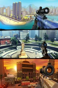Sniper 3D Assassin:免费游戏截图