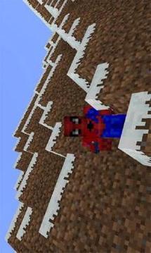 MOD Spider Man MCPE截图