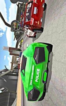 City Police Driving Car Simulator截图