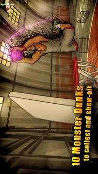 模拟篮球截图