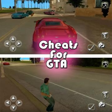 Great Cheats for GTA Vice City截图