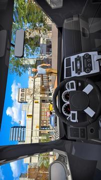 出租车模拟器游戏2017年截图