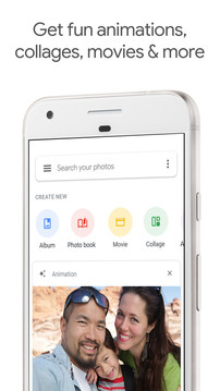 Google Photos截图