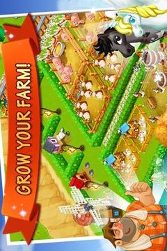 开心农场:糖果节截图