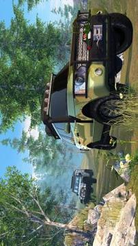 SUV 4x4 Driving Simulator截图