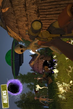 无人岛求生3D截图
